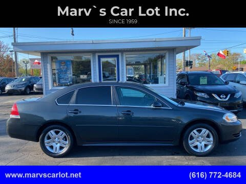 2014 Chevrolet Impala Limited for sale at Marv`s Car Lot Inc. in Zeeland MI