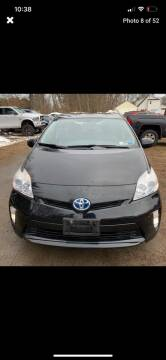 2012 Toyota Prius for sale at Right Choice Automotive in Rochester NY