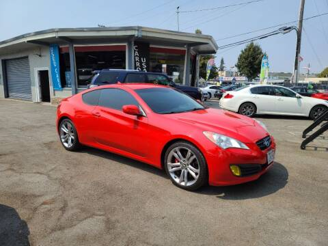 2012 Hyundai Genesis Coupe for sale at Imports Auto Sales & Service in San Leandro CA
