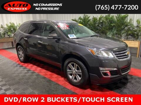 2015 Chevrolet Traverse for sale at Auto Express in Lafayette IN
