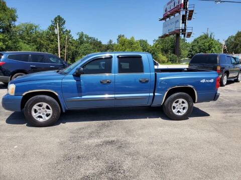 2005 Dodge Dakota for sale at Aaron's Auto Sales in Poplar Bluff MO