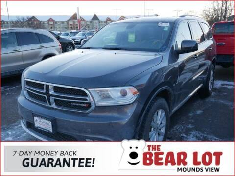 2014 Dodge Durango for sale at Rydell Auto Outlet in Mounds View MN