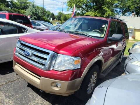 2014 Ford Expedition for sale at Steve's Auto Sales in Madison WI