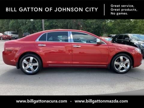 2012 Chevrolet Malibu for sale at Bill Gatton Used Cars - BILL GATTON ACURA MAZDA in Johnson City TN
