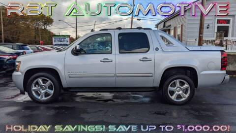 2013 Chevrolet Avalanche for sale at RBT Automotive LLC in Perry OH