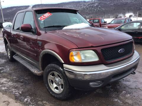 2003 Ford F-150 for sale at Troys Auto Sales in Dornsife PA