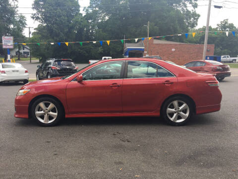 2010 Toyota Camry for sale at Diamond Auto Sales in Lexington NC