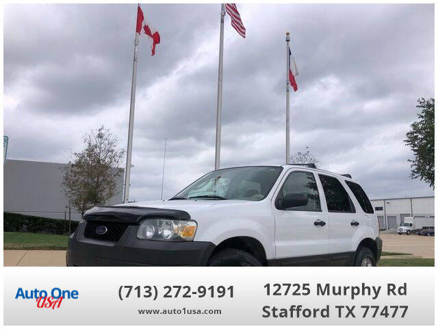 2005 Ford Escape for sale at Auto One USA in Stafford TX