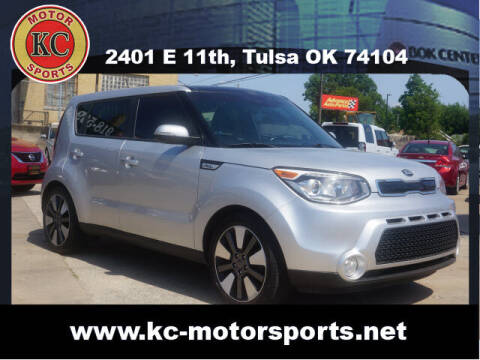 2015 Kia Soul for sale at KC MOTORSPORTS in Tulsa OK
