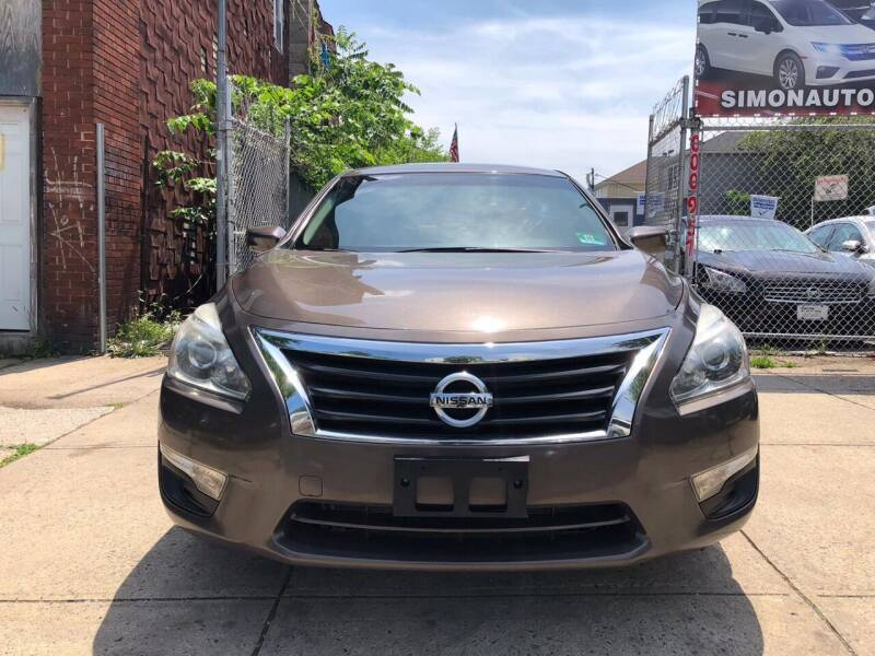 2013 Nissan Altima 2.5 SV 4dr Sedan - Newark NJ