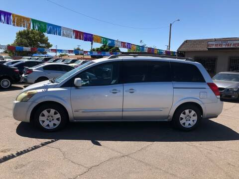 2006 Nissan Quest for sale at Valley Auto Center in Phoenix AZ