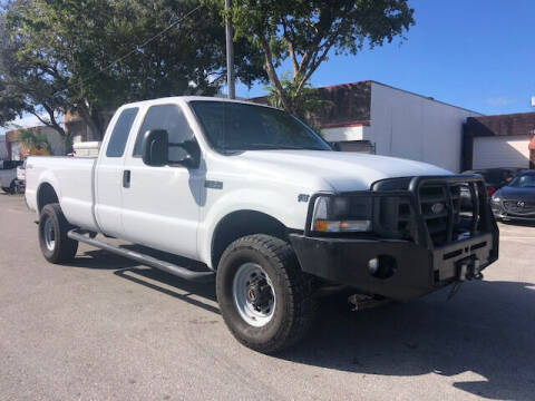2003 Ford F-350 Super Duty for sale at Florida Cool Cars in Fort Lauderdale FL