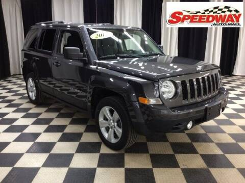 2015 Jeep Patriot for sale at SPEEDWAY AUTO MALL INC in Machesney Park IL
