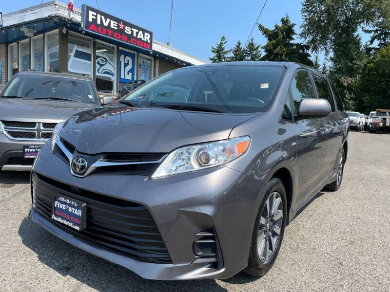 2018 Toyota Sienna for sale in Seattle, WA