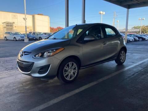 2014 Mazda MAZDA2 for sale at PRICE TIME AUTO SALES in Sacramento CA