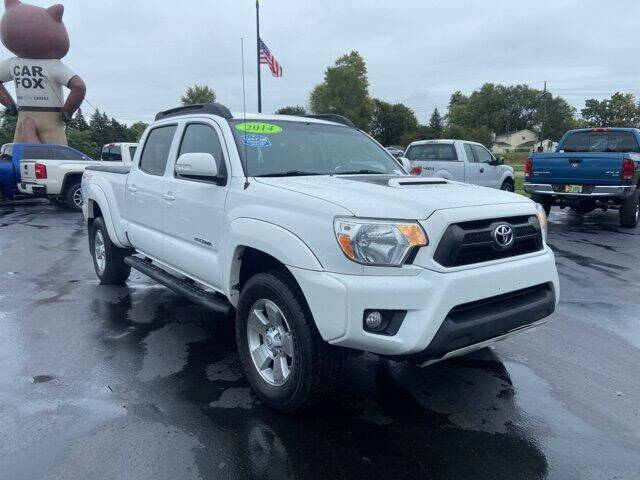 2014 Toyota Tacoma for sale at Newcombs Auto Sales in Auburn Hills MI