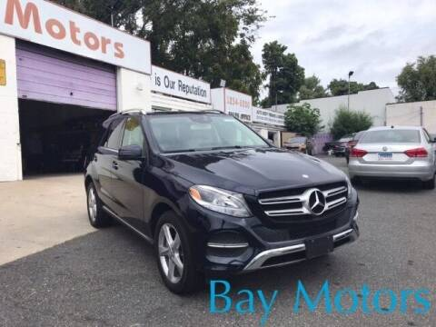 2016 Mercedes-Benz GLE for sale at Bay Motors Inc in Baltimore MD
