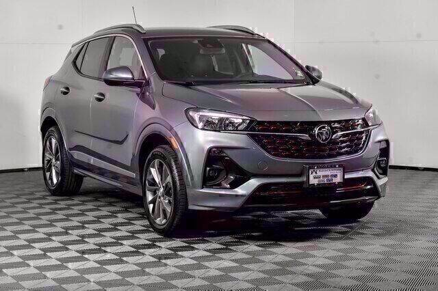 2021 Buick Encore GX for sale at Washington Auto Credit in Puyallup WA