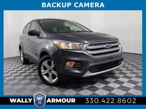 2017 Ford Escape for sale at Wally Armour Chrysler Dodge Jeep Ram in Alliance OH