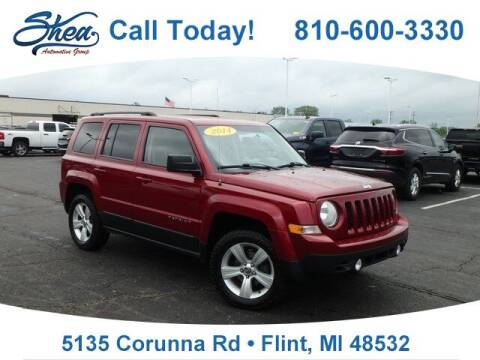2014 Jeep Patriot for sale at Jamie Sells Cars 810 - Linden Location in Flint MI