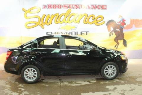 2017 Chevrolet Sonic for sale at Sundance Chevrolet in Grand Ledge MI
