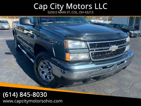 2006 Chevrolet Silverado 1500 for sale at Cap City Motors LLC in Columbus OH
