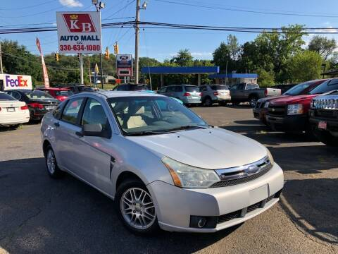2008 Ford Focus for sale at KB Auto Mall LLC in Akron OH