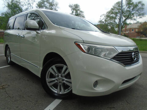 2013 Nissan Quest for sale at Sunshine Auto Sales in Kansas City MO