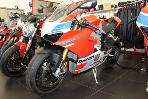 2019 Ducati Panigale V4 S for sale at Peninsula Motor Vehicle Group in Oakville NY
