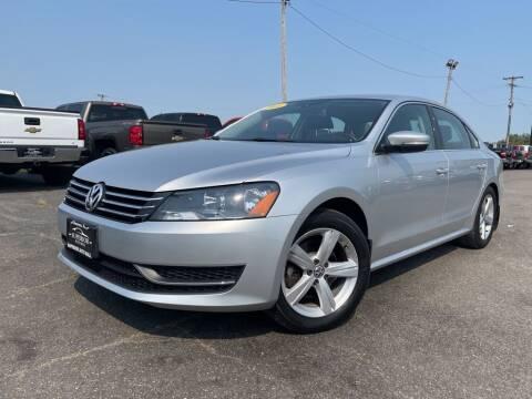 2014 Volkswagen Passat for sale at Superior Auto Mall of Chenoa in Chenoa IL