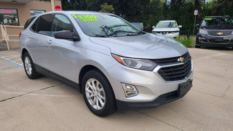 2018 Chevrolet Equinox for sale at Dunn-Rite Auto Group in Longwood FL