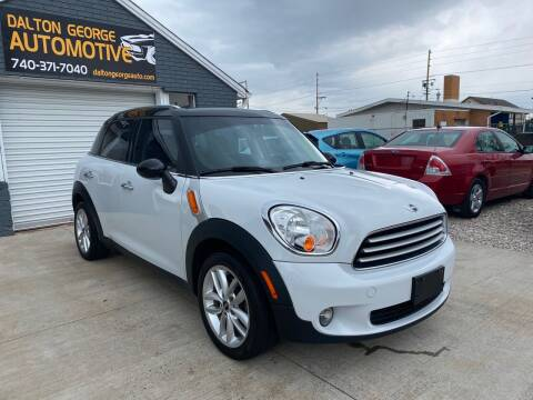 2014 MINI Countryman for sale at Dalton George Automotive in Marietta OH