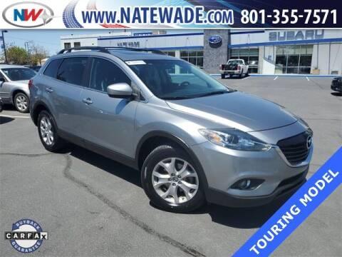 2014 Mazda CX-9 for sale at NATE WADE SUBARU in Salt Lake City UT