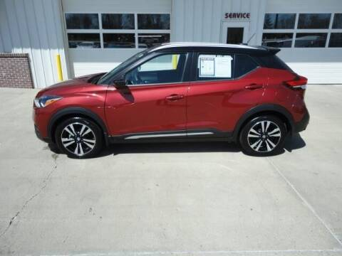 2019 Nissan Kicks for sale at Quality Motors Inc in Vermillion SD