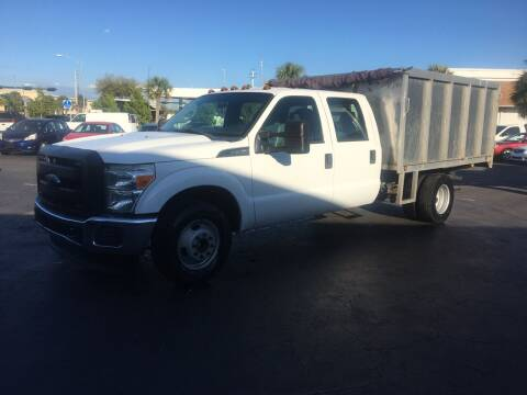 2012 Ford F-350 Super Duty for sale at CAR-RIGHT AUTO SALES INC in Naples FL