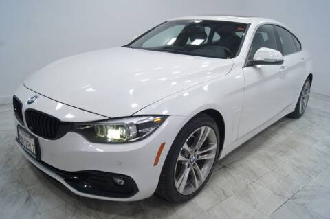 2018 BMW 4 Series for sale at Sacramento Luxury Motors in Carmichael CA