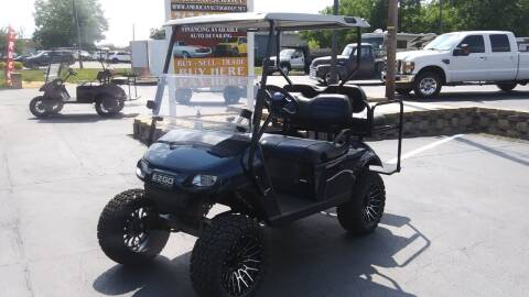 2015 E-Z-GO RXV for sale at American Auto Group, LLC in Hanover PA