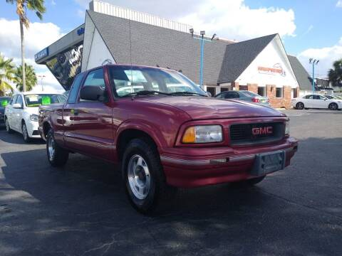 1995 GMC Sonoma for sale at SAMPEDRO MOTORS COMPANY INC in Orlando FL