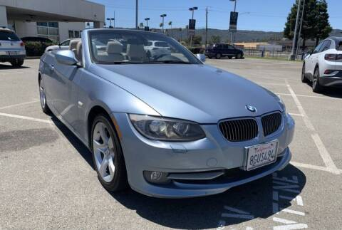 2013 BMW 3 Series for sale at Victory Auto Sales in Stockton CA