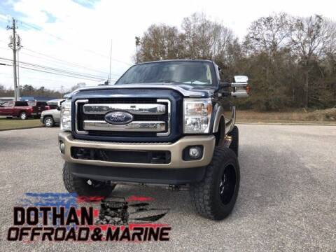 2013 Ford F-250 Super Duty for sale at Dothan OffRoad And Marine in Dothan AL