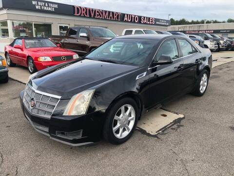 2008 Cadillac CTS for sale at DriveSmart Auto Sales in West Chester OH