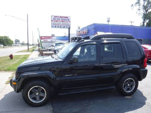 2003 Jeep Liberty for sale at City Motors Auto Sale LLC in Redford MI