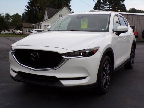 2018 Mazda CX-5 for sale at Rogos Auto Sales in Brockway PA