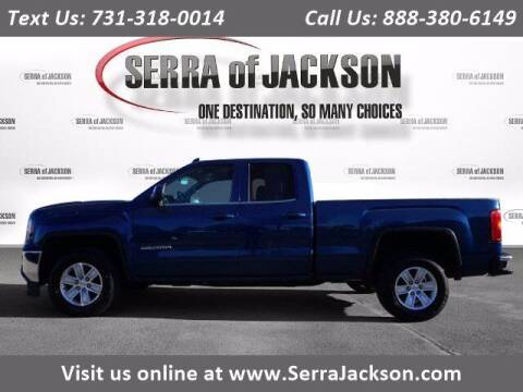 2016 GMC Sierra 1500 for sale at Serra Of Jackson in Jackson TN