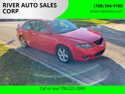 2006 Mazda MAZDA6 for sale at RIVER AUTO SALES CORP in Maywood IL