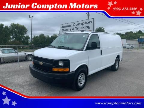 2017 Chevrolet Express Cargo for sale at Junior Compton Motors in Albertville AL