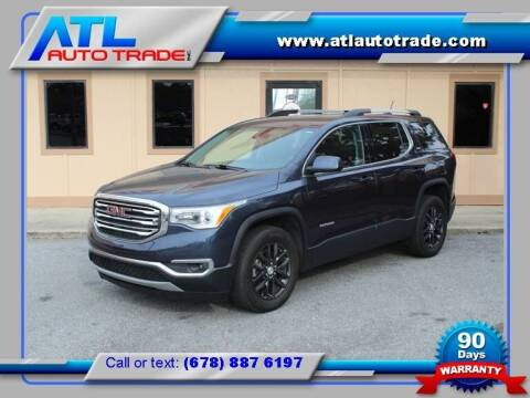 2018 GMC Acadia for sale at ATL Auto Trade, Inc. in Stone Mountain GA