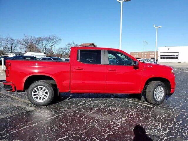 2020 Chevrolet Silverado 1500 for sale at Hawk Chevrolet of Bridgeview in Bridgeview IL