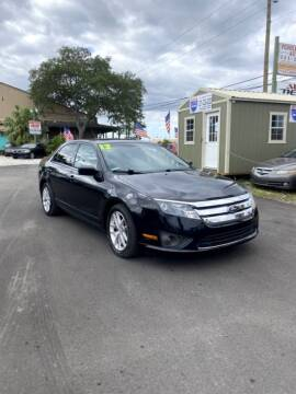 2012 Ford Fusion for sale at ROCKLEDGE in Rockledge FL