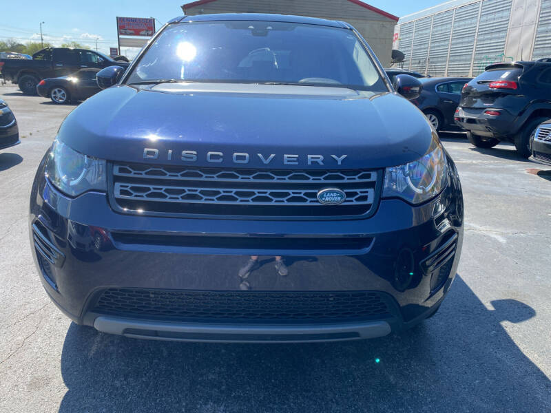 2017 Land Rover Discovery Sport for sale at Tennessee Auto Brokers LLC in Murfreesboro TN